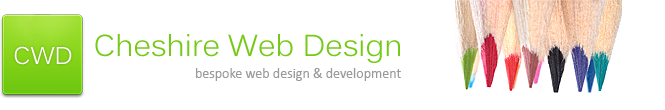 Cheshire Web Design